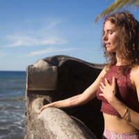 Feminine Yoga, for Women of all ages to connect with & celebrate your body. Individual or in group, my home or yours!